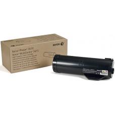 CARTUS TONER BLACK 106R02723 14100pg  ORIGINAL XEROX PHASER 3610