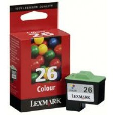 CARTUS COLOR NR.26 10N0026E -275pg ORIGINAL LEXMARK Z33