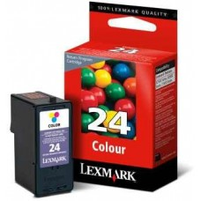 CARTUS COLOR RETURN NR.24 18C1524E ORIGINAL LEXMARK Z1420