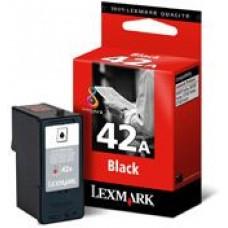 CARTUS BLACK NR.42A 18Y0342E ORIGINAL LEXMARK X4850
