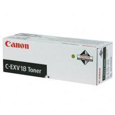 CARTUS TONER C-EXV18 8400pg  ORIGINAL CANON IR 1018