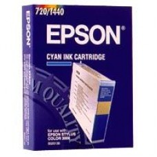 CARTUS CYAN C13S020130 110ML ORIGINAL EPSON STYLUS 3000