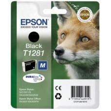 EPSON STYLUS SX420FW CARTUS BLACK C13T12814011 5,9ML COMPATIBIL
