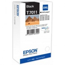 CARTUS BLACK C13T70114010 -3400pg 63ML ORIGINAL EPSON WORKFORCE PRO 4000
