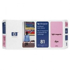 CAP IMPRIMARE & CLEANER LIGHT MAGENTA NR81 C4955A ORIGINAL HP DESIGNJET 5000