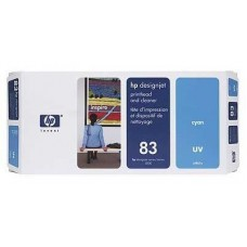 CAP IMPRIMARE & CLEANER CYAN NR.83 C4961A ORIGINAL HP DESIGNJET 5000