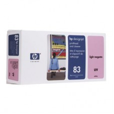 CAP IMPRIMARE & CLEANER LIGHT MAGENTA NR.83 C4965A ORIGINAL HP DESIGNJET 5000