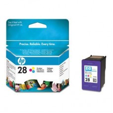 CARTUS COLOR NR.28 C8728AE 8ML ORIGINAL HP DESKJET 3420