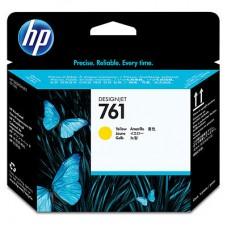 CAP IMPRIMARE YELLOW NR.761 CH645A ORIGINAL HP DESIGNJET T7100