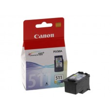 CARTUS COLOR CL-511 9ML -245pg ORIGINAL CANON PIXMA MP240