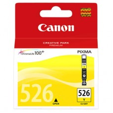 CARTUS YELLOW CLI-526Y ORIGINAL CANON MG5150