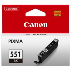 CARTUS BLACK CLI-551BK 7ML ORIGINAL CANON PIXMA IP7250
