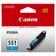 CARTUS CYAN CLI-551C 7ML ORIGINAL CANON PIXMA IP7250