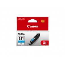 CARTUS CYAN CLI-551XLC 11ML ORIGINAL CANON PIXMA IP7250