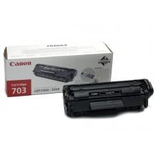 CARTUS TONER CRG-703 -2500pg ORIGINAL CANON LBP 2900