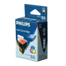 CARTUS COLOR PFA534 ORIGINAL-500pg  PHILIPS MFJ 500