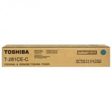 CARTUS TONER BLACK T-281CEK 20K 675G ORIGINAL TOSHIBA E-STUDIO 451