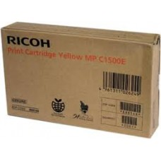 CARTUS GEL YELLOW 888548- 3000pg  ORIGINAL RICOH MP C1500SP