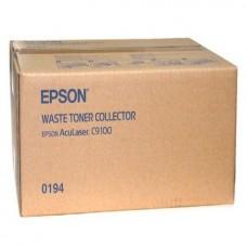 WASTE TONER TANK C13S050194 -30000pg  ORIGINAL EPSON ACULASER C9100