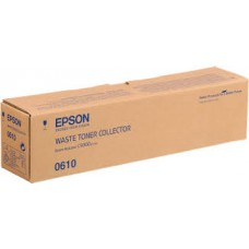 WASTE TONER COLLECTOR C13S050610 -24000pg  ORIGINAL EPSON ACULASER C9300N
