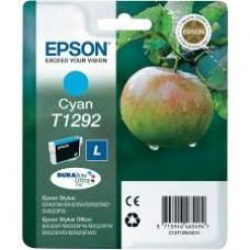 CARTUS CYAN C13T12924011 7ML ORIGINAL-445pg EPSON STYLUS SX420FW
