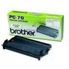 CARTUS + FILM TERMIC PC70 ORIGINAL BROTHER T 74