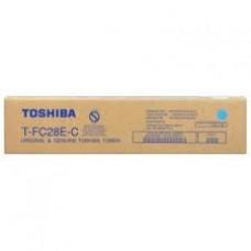 CARTUS TONER CYAN T-FC28EC -24000pg  O0RIGINAL TOSHIBA E-STUDIO 2330C