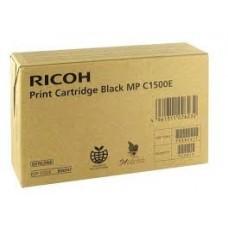 CARTUS GEL BLACK 888547- 9000pg ORIGINAL RICOH MP C1500SP