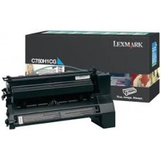 CARTUS TONER BLACK RETURN C780H1KG 10000pg ORIGINAL LEXMARK C780N