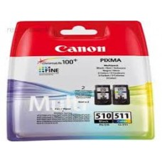COMBO PACK PG-510 + CL-511 ORIGINAL CANON PIXMA MP240