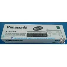 CARTUS TONER KX-FAT92E/X -2000pg  ORIGINAL PANASONIC KX-MB773