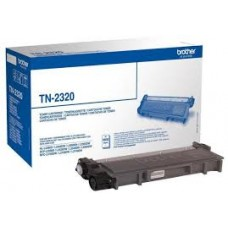CARTUS TONER BLACK TN2320 -2600pg ORIGINAL BROTHER DCP-L2500D