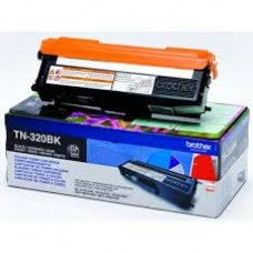 CARTUS TONER BLACK TN320BK -2500pg  ORIGINAL BROTHER HL-4150CDN
