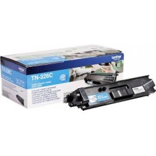 CARTUS TONER CYAN TN326C -3500PG  ORIGINAL BROTHER HL-L8250CDN