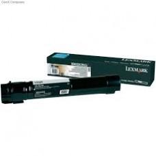 CARTUS TONER BLACK X950X2KG 36000pg ORIGINAL LEXMARK X950DE