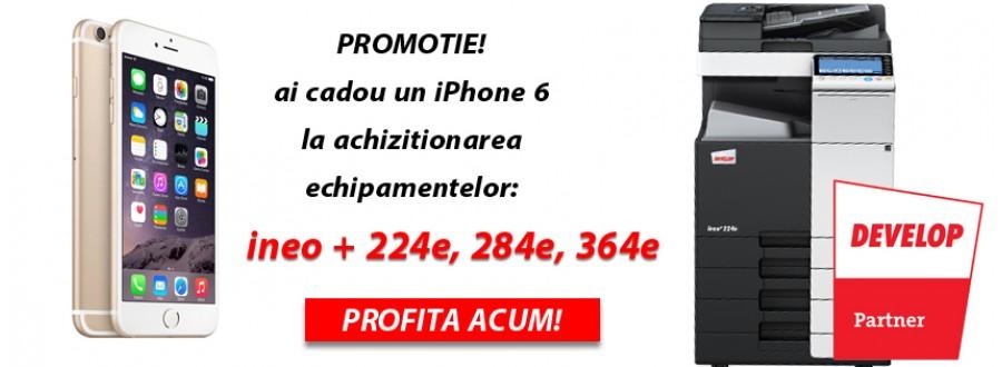 Castiga un iPhone 6