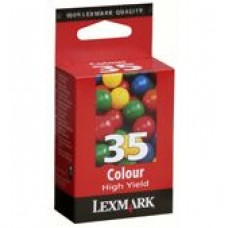 CARTUS COLOR NR.35XL 18C0035E -450pg ORIGINAL LEXMARK Z815