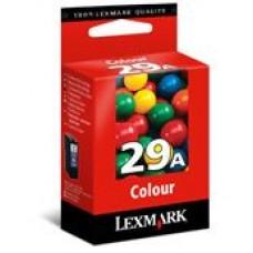 CARTUS COLOR NR.29A 18C1529E-150pg ORIGINAL LEXMARK Z845