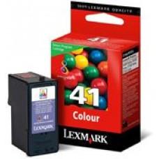CARTUS COLOR RETURN NR.41 18Y0141E ORIGINAL LEXMARK X4850
