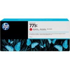 CARTUS CHROMATIC RED NR771C B6Y08A 775ML ORIGINAL HP DESIGNJET Z6200
