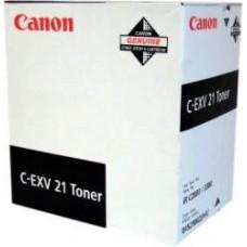 CARTUS TONER BLACK C-EXV21BK  21000pg   575G ORIGINAL CANON IRC 2880