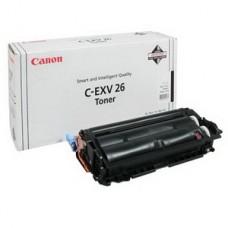 CARTUS TONER BLACK C-EXV26BK 6000pg  ORIGINAL CANON IR C1021I