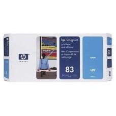 CAP IMPRIMARE & CLEANER CYAN NR83 C4961A ORIGINAL HP DESIGNJET 5000