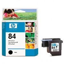 CAP IMPRIMARE BLACK NR84 C5019A 8ML ORIGINAL HP DESIGNJET 10PS