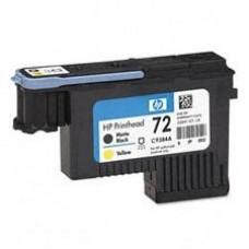 CAP IMPRIMARE MATTE BLACK & YELLOW NR72 C9384A ORIGINAL HP DESIGNJET T610
