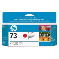 CARTUS CHROMATIC RED NR73 CD951A 130ML ORIGINAL HP DESIGNJET Z3200