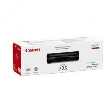 CARTUS TONER CRG-725- 1600pg  ORIGINAL CANON LBP 6000