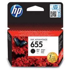 CARTUS BLACK NR655 CZ109AE 14ML ORIGINAL HP DESKJET 3525 E-AIO