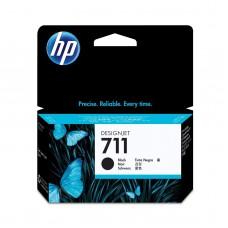 CARTUS BLACK NR711 CZ129A 38ML ORIGINAL HP DESIGNJET T120