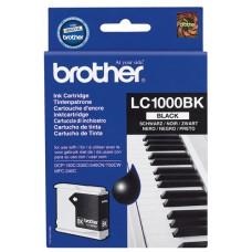 CARTUS BLACK LC1000BK ORIGINAL BROTHER MFC 5460CN